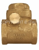 Клапан обратный горизонтальный муфтовый Ду 1/2 ITAP