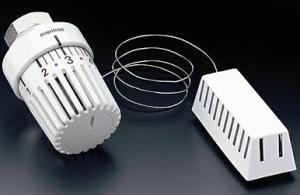 Термостат Uni LH с дистанционным датчиком 10м Oventrop 1011667