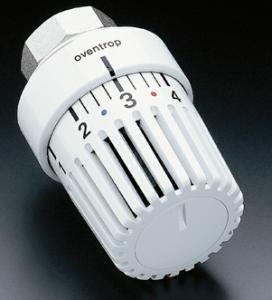 Термостат Uni LH хромированный Oventrop 1011469