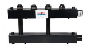 Коллектор Дублер для котельной обвязки до 360 кВт KK - 40F/125/40/3 D