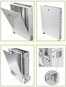 Шкаф распределительный встраиваемый ШРВ - 1