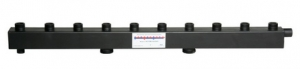 Коллектор стандарт для котельной обвязки до 130 кВт KK-32M/125/50/2 Designsteel