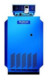 Газовый напольный котел Buderus Logano G234-44 WS(44 кВт, 48,2 кВт, 650x530x726 мм)
