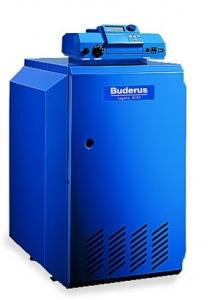 Газовый напольный котел Buderus Logano G124-28 WS(28 кВт, 768x600x1095 мм)