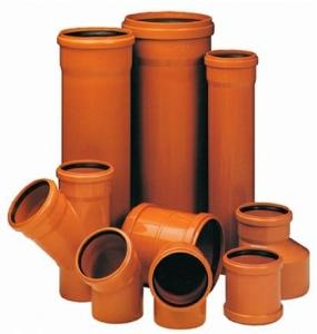 Труба для наружной канализации 110/3,2/2000 NASHORN