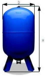 Гидроаккумулятор Cimm AFE 35