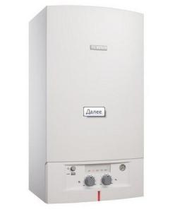 Газовый настенный турбированный котел Bosch WBN 6000-24 H (8,0 - 26,7 кВт)