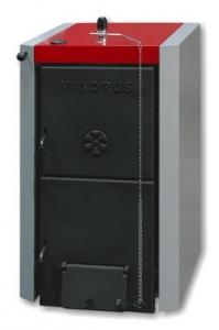 Твердотопливный котел Viadrus U22C 2(11.7кВт,560x520x974 mm)