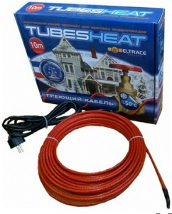 Готовый комплект греющего кабеля TRACECO TubesHeat 8 м.