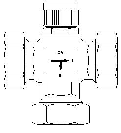 """Термостат """"Uni SH"""" Oventrop 1012065"""