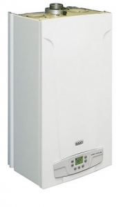 Настенный газовый котел Baxi ECO Four 24(9,3-24 кВт, 26,3 кВт, 13,7 ГВС, 730 х 400 х 299 мм)