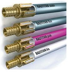 Универсальная труба Rautitan stabil 16.2x2.6 Rehau 131121-100