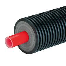 Трубопровод AustroPEX SINGLE 200/125/11,4(Dвн 102,2мм), кожух 200мм