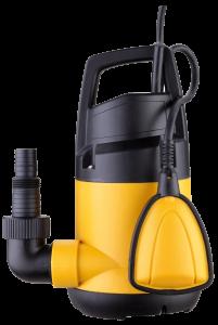 Насос НДП-900 35 (900 Вт, 9 м, 17 м*3/час, макс. размер твердых частиц в перекачиваемой воде: 35 мм)