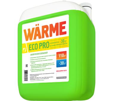 Теплоноситель для систем отопления Warme Eco Pro 30